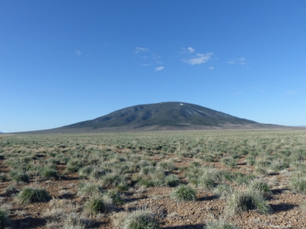 Ute Mountain-NE flank